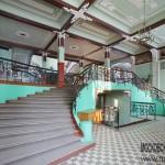 Интерьеры школы при Морозовской фабрике в Ногинске