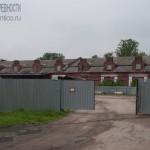Склады при Морозовской фабрике в Ногинске