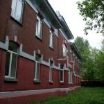Родильный приют при Морозовской фабрике в Ногинске