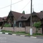 Дом для служащих Морозовской фабрики в Ногинске