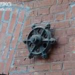 Даниловская мануфактура в Москве (деталь)