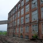 Руины фабрики Коншиных «Старая мыза» в Серпухове