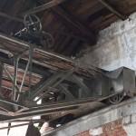 Интерьеры электростанции на фабрике Коншиных в Серпухове