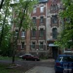 Казармы для рабочих фабрики Коншиных в Серпухове