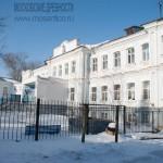 Училище при фабрике Бардыгиных в Егорьевске