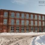 Отремонтированный корпус фабрики Бардыгиных в Егорьевске