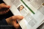 Биография Анны Федорец в специальном выпуске Литературной газеты