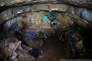 Сьяны (Сьяновские каменоломни). Подмосковье