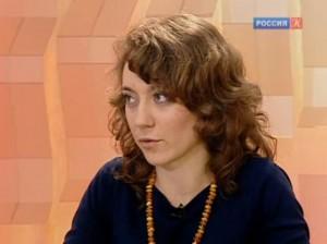 Участница общества «Московские древности», историк и москвовед Ива Серженко в программе Наблюдатель на телеканале Культура
