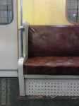 Ретропоезд «Сокольники». Мягкое сидение