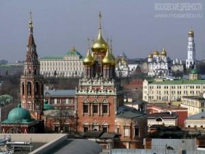 Храм Воскресения Христова в Кадашах — православный храм Москворецкого благочиния Московской епархии