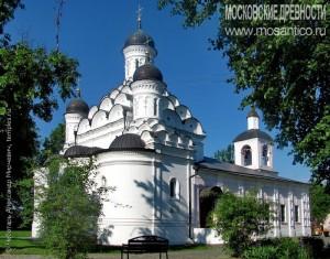 Церковь Троицы в Хорошеве
