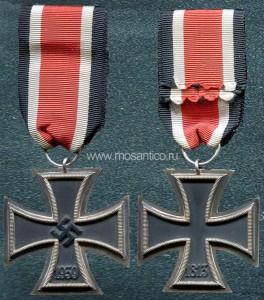 Железный крест 2-го класса образца 1939 года (нем. Eisernes Kreuz 2. Klasse)
