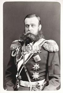 Генерал от инфантерии Михаил Дмитриевич Скобелев (1843-1882). Фотограф Сергей Львович Левицкий, 1881 год