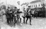 Король Пётр I Карагеоргиевич после коронации. Фото от 21 сентября 1904 года