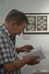Отец автора выставки —  художник Михаил Рюрикович Тренихин.