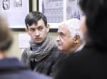 Михаил Тренихин и профессор Игорь Евгеньевич Светлов