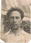 Арон Иосифович Ржезников (1898—1943). 1940 год