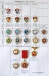 Знаки комплекса ГТО образца 1972-1991 гг.