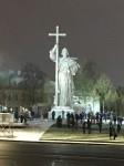 Памятник святому Владимиру в Москве