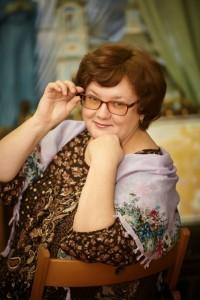 Директор Музея предпринимателей, меценатов и благотворителей Елена Ивановна Калмыкова