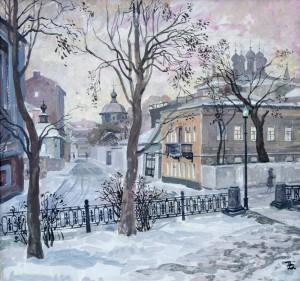 N.V.Andreev.Petrovskiy-bulvar
